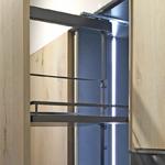 выдвижные колонны для грамотного хранения домашней утвари